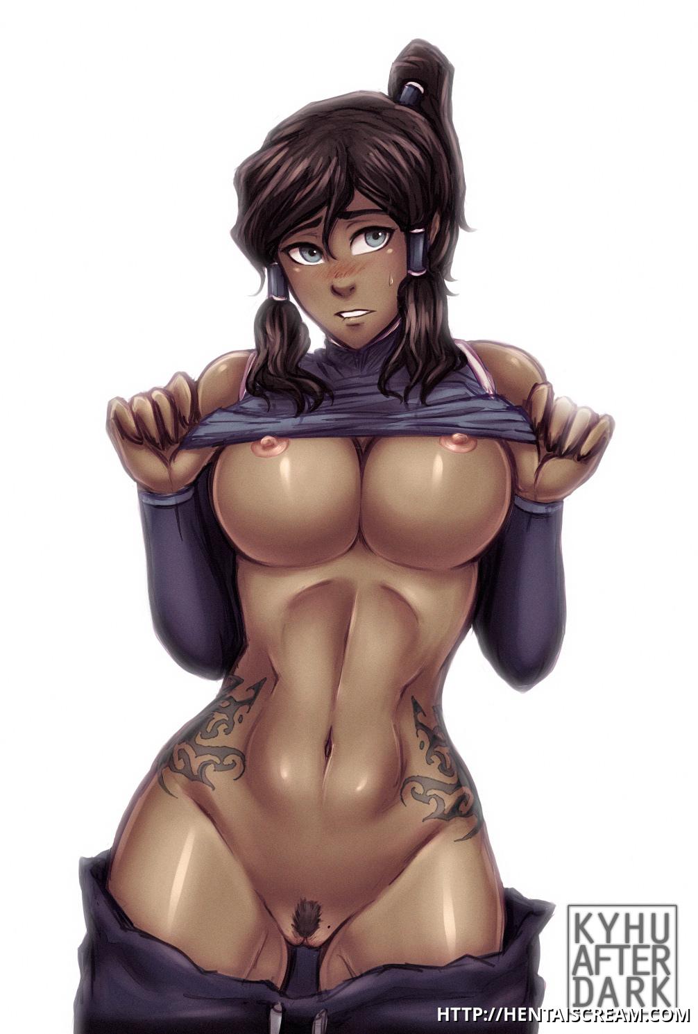 The Legend Of Korra Sex