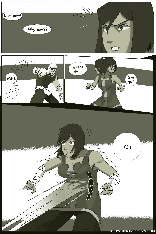 Avatar Legend Of Korra Hentai